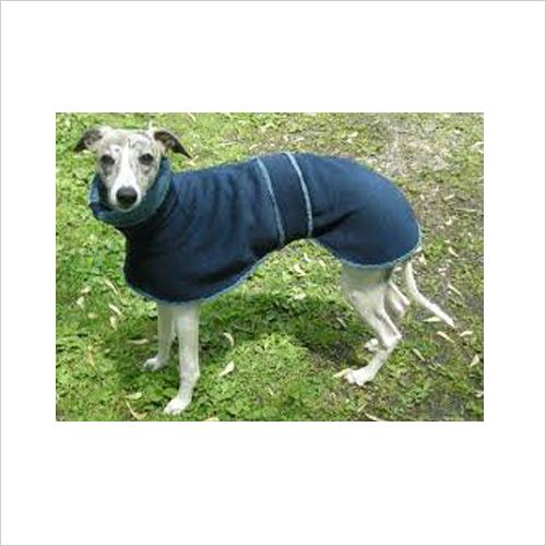 Dog High Neck Coat