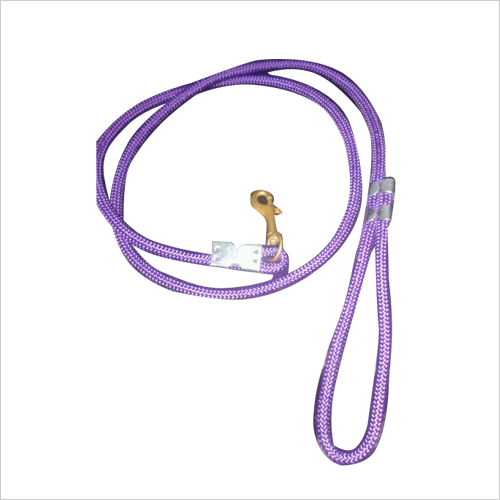 PP Dog Lead With Brass Hook