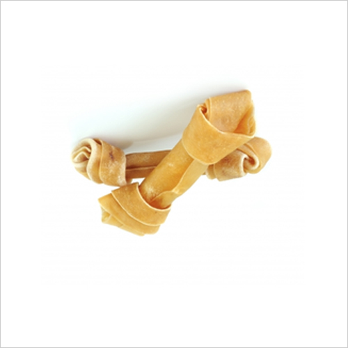 Dog  Knotted Raw Hide Bone