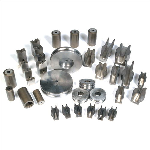 Carbide Tooling Parts