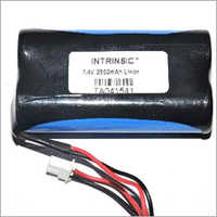 7.4 V 2600MAH Li-Ion Battery Pack