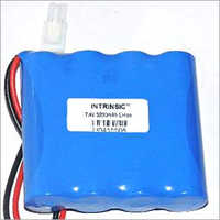 7.4 V 5200MAH Li-Ion Battery Pack