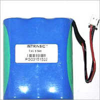 7.4 V 6600MAH Li-Ion Battery Pack