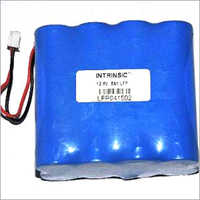 12.8V 6AH LIFEPO4 Battery Pack