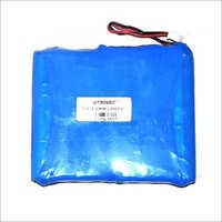 7.4 V 12000MAH Li-Polymer Battery Pack