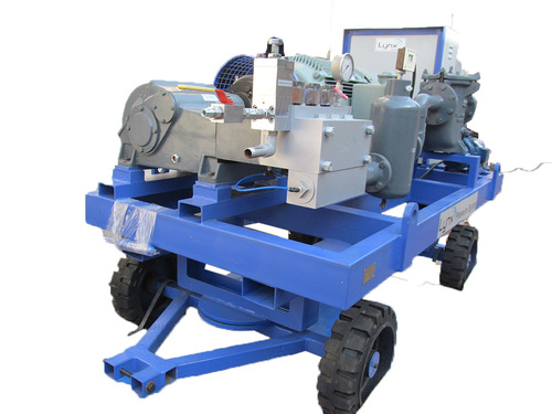 High Pressure Water Blasting Pump