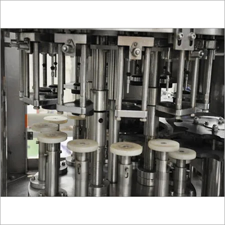 Automatic Carbonated Drink Glass Bottling Machine