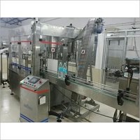 PET Bottle Carbonated Soda Bottling Machine