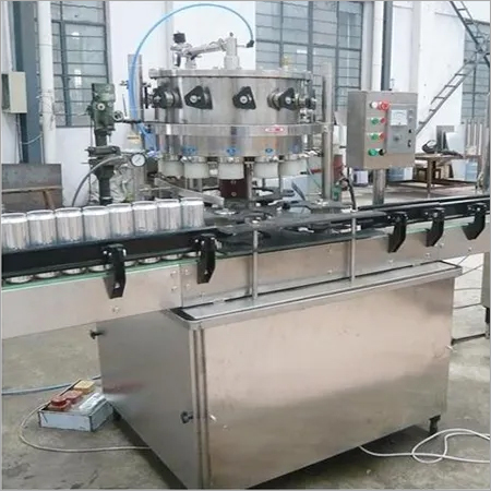 Beverages Pet Can Filling Machine