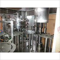 Beverage Bottle Filling Machine