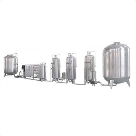 Carbonated Soft Drink Plant