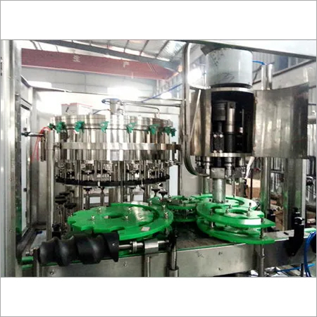 Can & Bottle Filling Machines