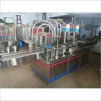 Linear Liquid Filling Machine