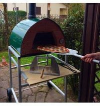 Commercial Wood Burning Pizza Ovens