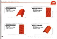 Spanish Roofing Tiles