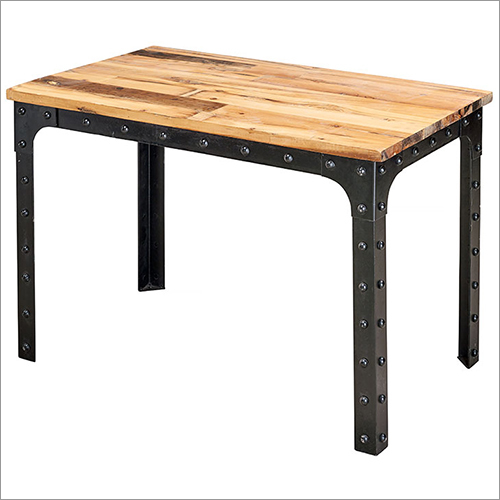 Riveted Dining Table