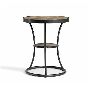 Round Pipe Table