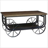 Handcart Coffee Table