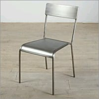 Iron Pipe Stackable Chairs