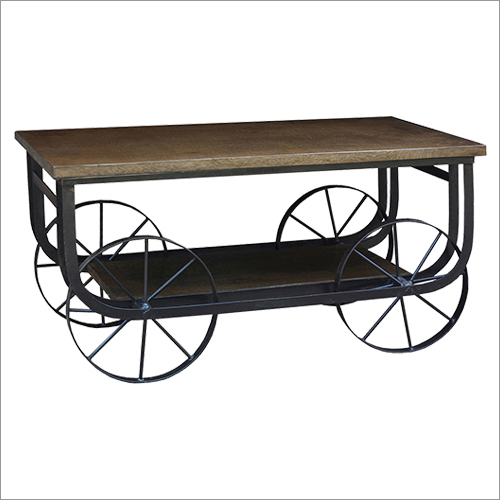 Coffee Table Cart