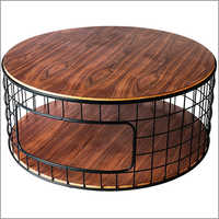 Iron Wire coffee Table