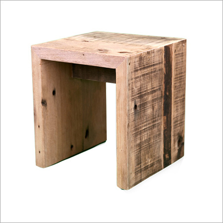 Recycled Timber Bedside Table