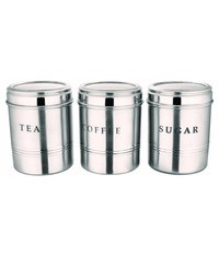 TAAZGI TEA SET 3 PCS SEE THRU