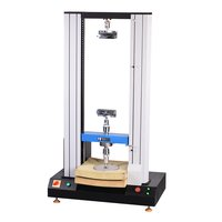 Dynamic foam fatigue tester