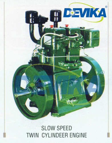 Portable Air Cooled Diesel Engine