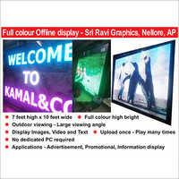 LED Full Colour Board
