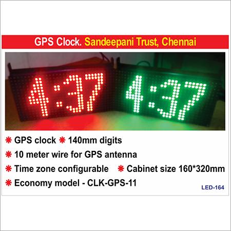 LED Clocks