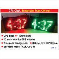 Led Gps Clock