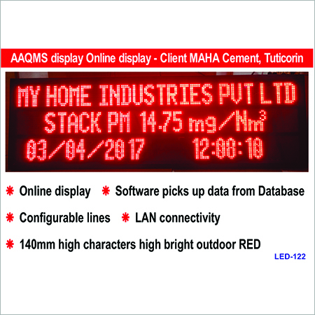 Led Quality Board