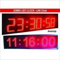Jumbo LED Digital Clock