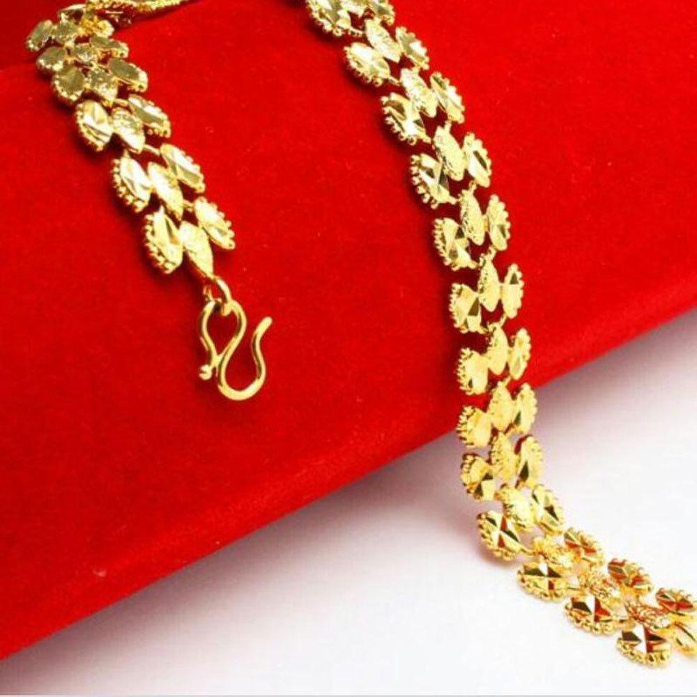 Fancy Gold Bracelet