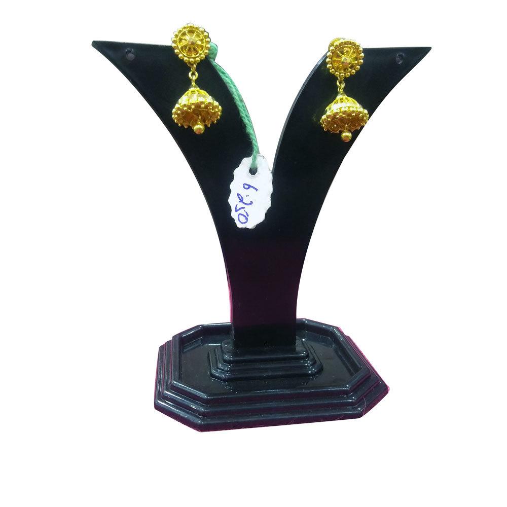 Ladies Gold Jhumka