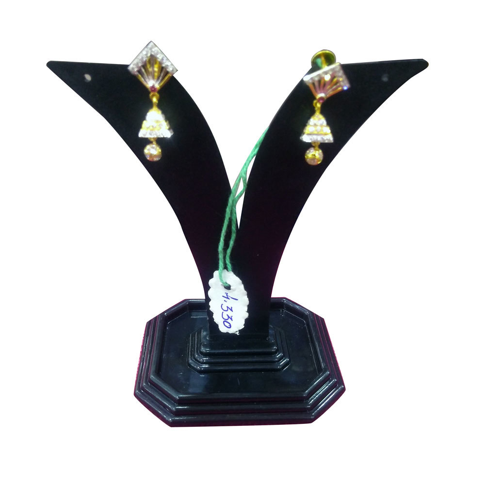 Ladies Golden Jhumka