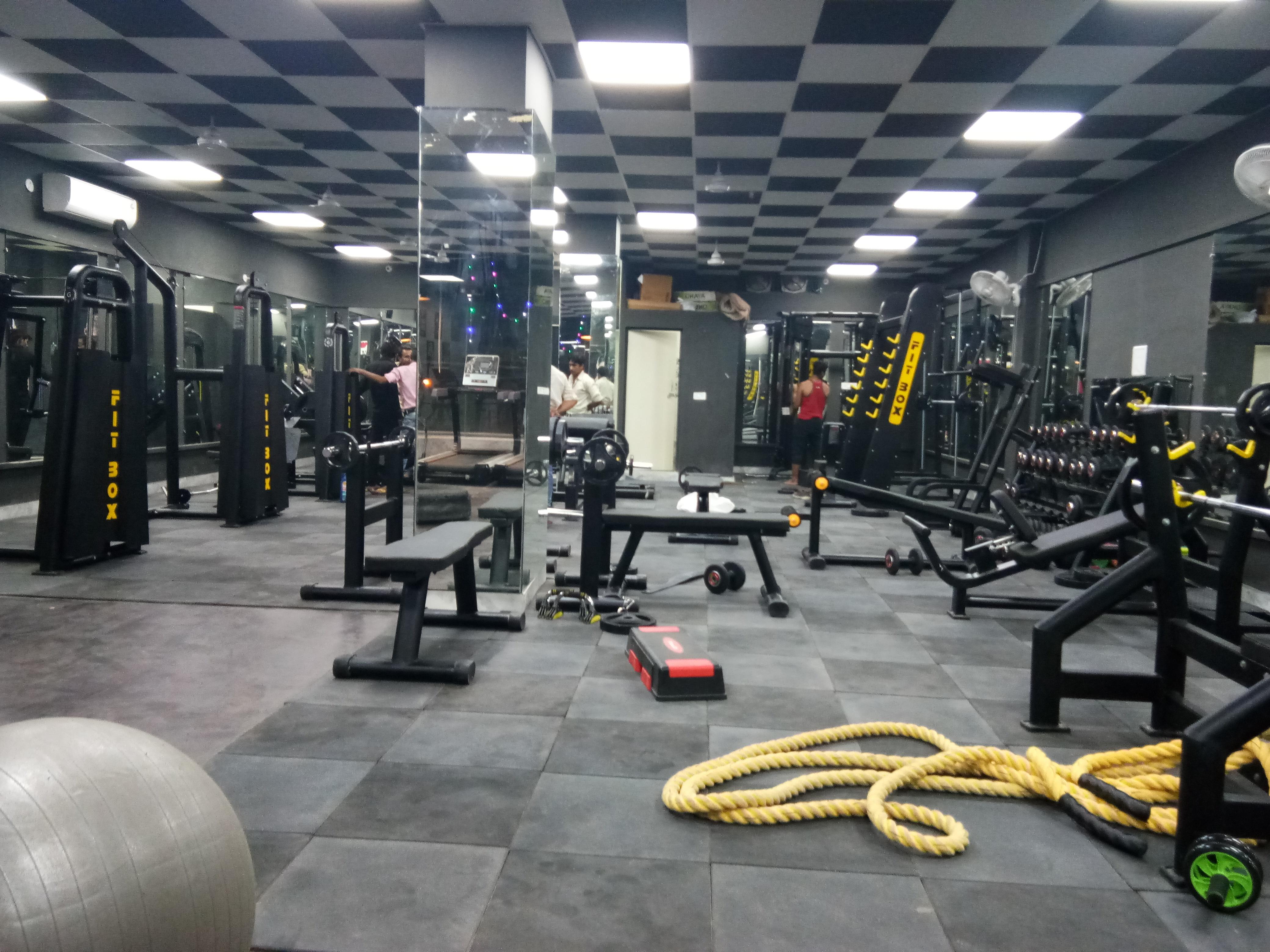 Commercial Strength Machine Setup