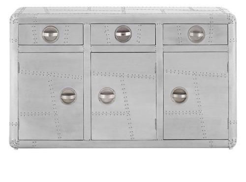 Aviator Sideboard with 3 drawers & 3 Door