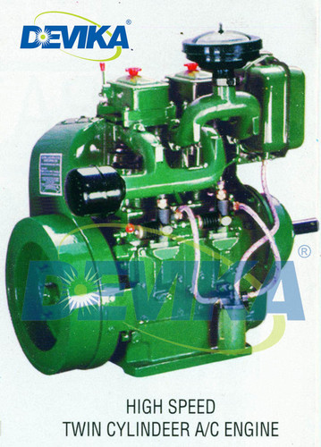 Diesel Engine & Spare Parts