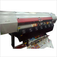 Eco Solvent Large Format Printer