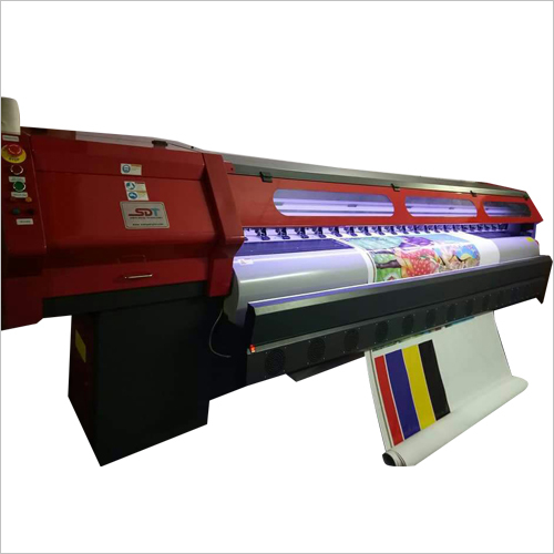 Cloth Banner Printing Machine