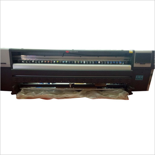 Fully Automatic Banner Printer