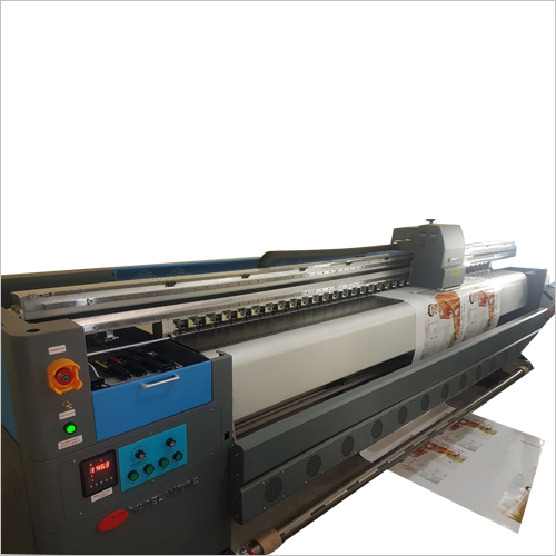 High Speed Flex Banner Printer