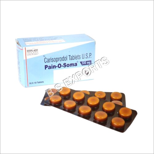 Carisoprodol Tablets U.S.P.