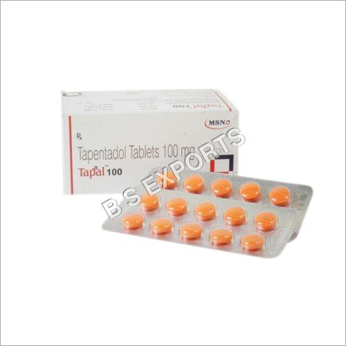Tapentadol Tablets 100 mg