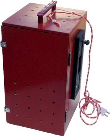 Wooden Box for Sodium Vapour Lamp