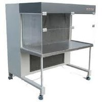 HORIZONTAL LAMINAR AIR FLOW CABINET (Table Top Model)