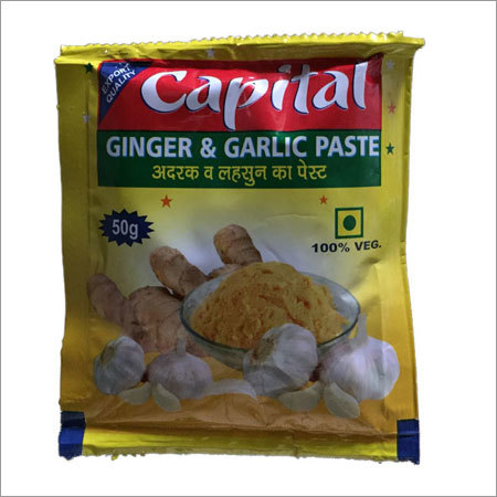 50g Ginger & Garlic Paste