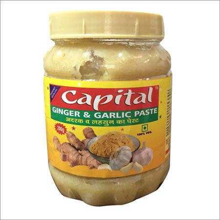 200g Ginger & Garlic Paste